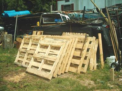 Pallet Furniture — Building Sheds Wooden Pallets